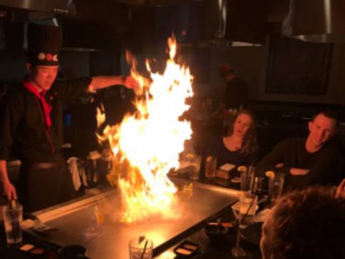 Anese Hibachi Steakhouse Sushi