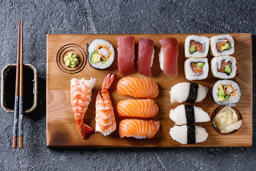Where to Go for Sushi and Japanese Hibachi in Augusta, ME